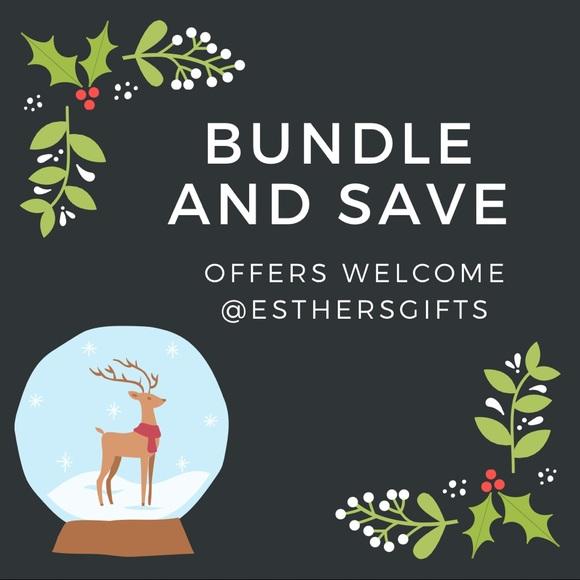 Bundles and Save!